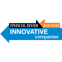 Financial Review Most Innovative Companies 2016